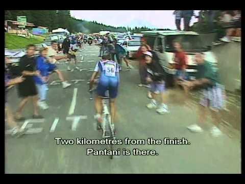 Marco Pantani and the Tour De France 1 of 3