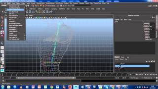 Maya 2015 Rigging (University of Derby)Part 1:  Joints