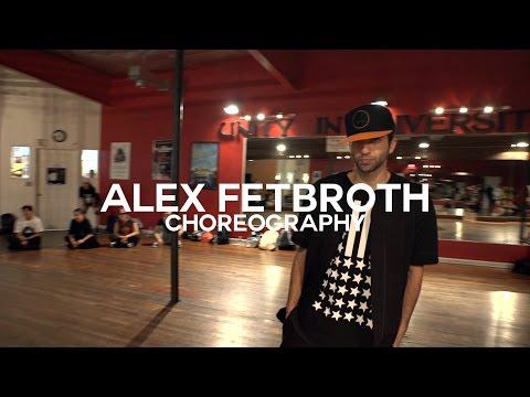 Recognize - PartyNextDoor - Alex Fetbroth Choreography - @PARTYOMO @afetbroth
