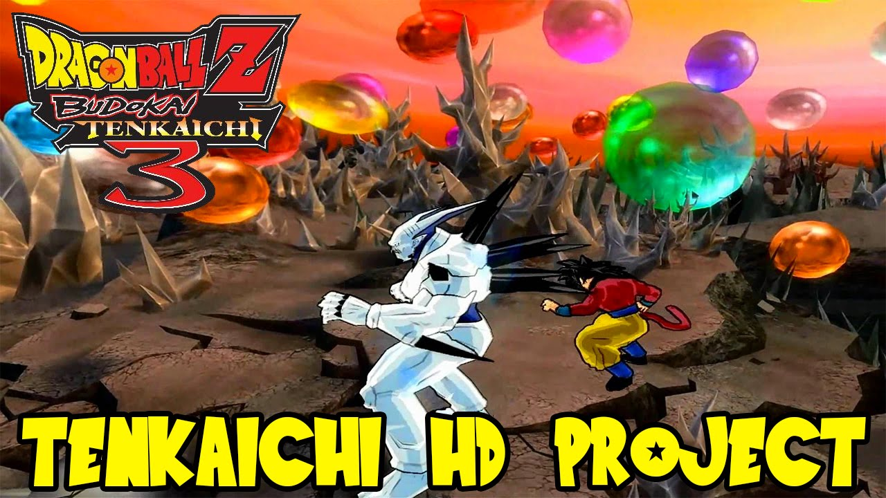 Dragon Ball Z Budokai Tenkaichi 3 Hd Project For The Ps4 Ps3 Xbox One Xbox 360 Youtube