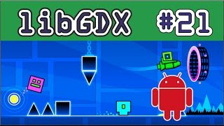 LIBGDX para Android - Tutorial 21 - Box2D DebugRenderer - How to make games Android