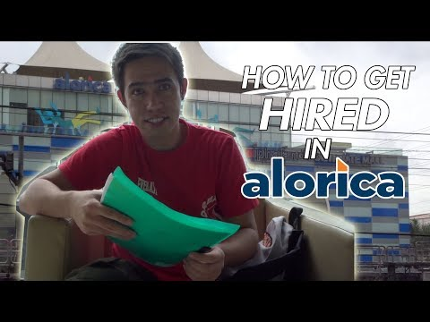 How to GET HIRED in ALORICA ALPHALAND | SECRET EXPOSED