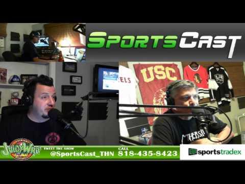 SPORTSCAST: EP. 231 (9-9-15) - NFL KICK-OFF SHOW, PIGSKIN PICK'EM WEEK 1, COLLEGE FOOTBALL ROUNDUP
