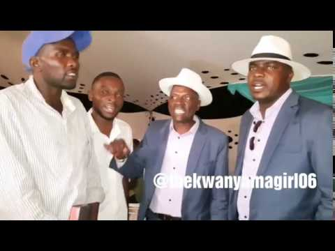 HOW WAMBOS SING AT WEDDINGS  EEMHOKO  ONDEMA-OKONGO