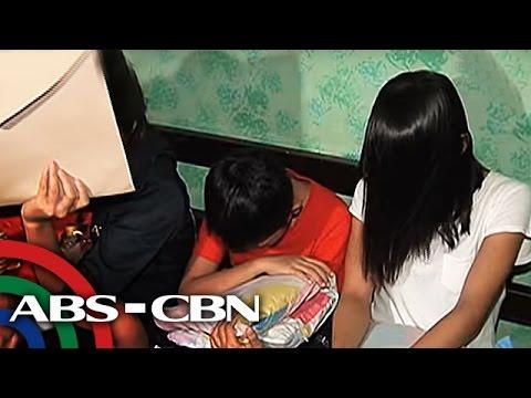 TV Patrol: 3 bata nasagip sa cybersex den sa Taguig