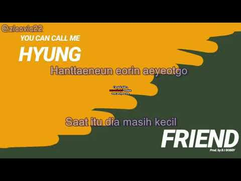 INDO SUB[B.I & BOBBY PRODUCTIONS] YOU CAN CALL ME HYUNG [ CURIOUS HUSBAND [