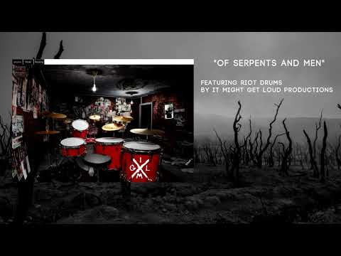 Of Serpents And Men (Black Metal Using IMGL Riot Drums)