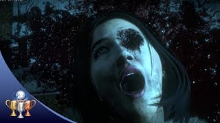 Until Dawn (Secret Trophy) The Exorcism of Emily & Let eM In - Two Trophy Guides