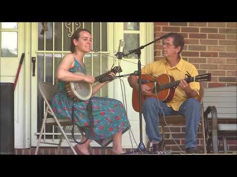 Sarah Wood - Sally Ann - Jim's Birthday Old Time Jam