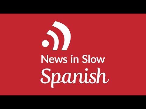 Incendios mortíferos en California (Nov 22 2018) News in Slow Spanish