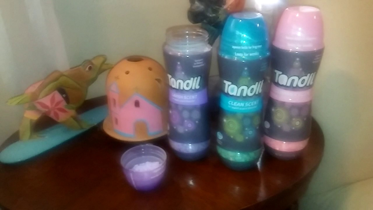 Tandil Laundry Scent Booster Monday March 27th 2017