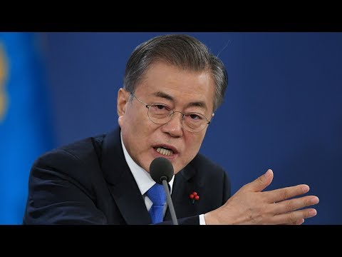 ROK President Moon Jae-in believes the next Kim-Trump summit is imminent