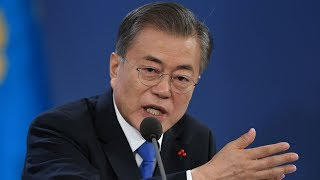 ROK President Moon Jae-in believes the next Kim-Trump summit is imminent