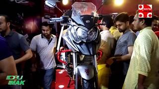 Lifan KPT 150 Review At Dhaka Bike Show 2018 | Lifan KPT 150 CC Sporty Bike