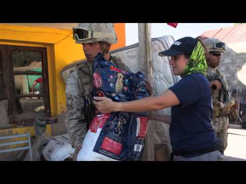 IFAW Disaster Response - Floods in Northern Chile