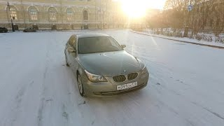 BMW E60. Самая противоречивая пятера. 530 Xdrive