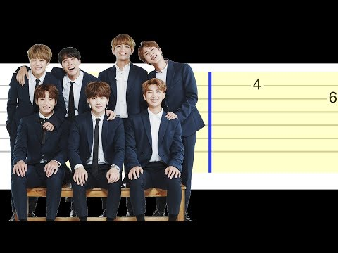 BTS - GO GO (Easy Guitar Tabs Tutorial)
