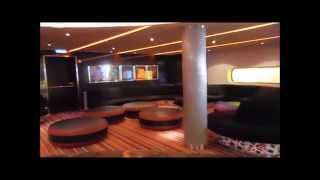 Fuel Teen Club on  Allure of the Seas,  Royal Caribean Cruise
