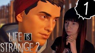 LET THE CRINGE BEGIN - Life Is Strange 2 - Episode 1 - Part 1 (Walkthrough)