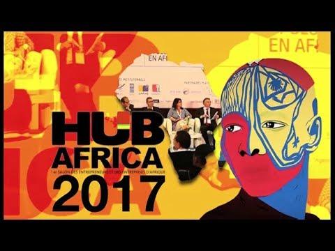 REPLAY - JT HUB AFRICA - Pr : IBOU KANE - 04 MAI 2017