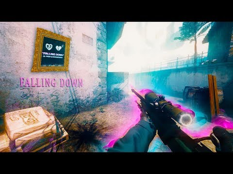 Lil Peep & XXXTENTACION - ' Falling Down ' - CS:GO Edit [ Clips in Desc. ]