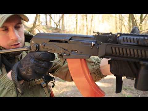 Автомат Калашникова- Иструктор спецназа дал советы для настоящих мужчин