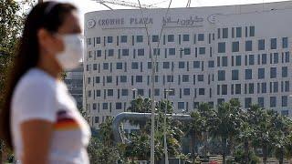 أبوظبي تدشن مركز اختبار لفيروس كورونا من السيارة هو الأول في الخليج…