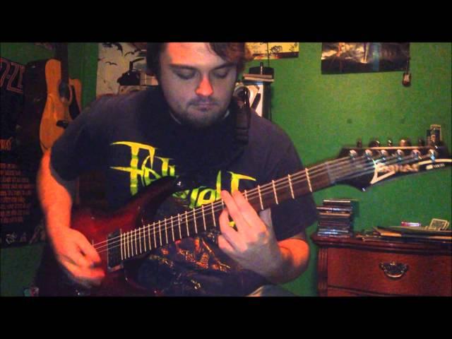 """""""Setting Sun"""" Guitar Playthrough w/ Taylor Tidwell"""