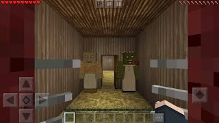 GRANNY CHAPTER 2 MOD in Minecraft PE