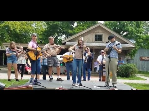 2017 Sauder Village Fiddle Contest - 360 Video - Includes all contestants, jam session, and awards
