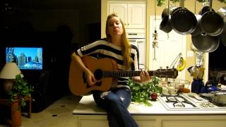 Cameo Lover- Kimbra :: Acoustic Cover :: Lindsay Harris
