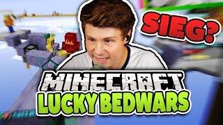 MEIN ERSTER SIEG? | Minecraft LUCKY BEDWARS | Dner & Kev