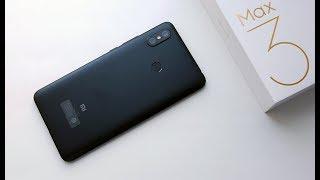 Xiaomi Mi Max 3: распаковка и первые впечатления