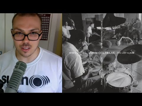 Coltrane's Lost Album: Jazz Release of the...
