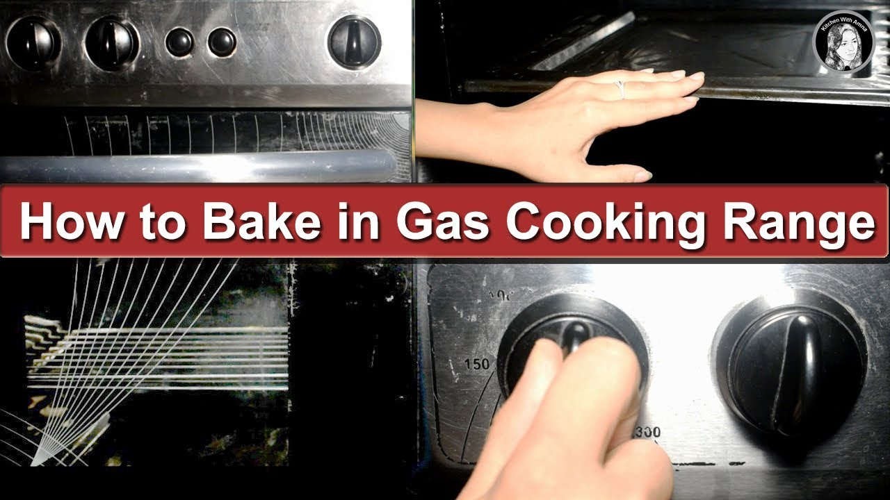 Cake Recipes In Urdu Pakistani Without Oven: How To Bake In Gas Cooking Range Oven In Urdu/Hindi