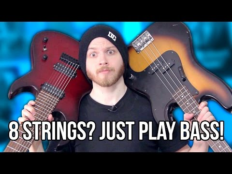 Download Youtube: 8 Strings....Why Don't You Just Play Bass? | Pete Cottrell