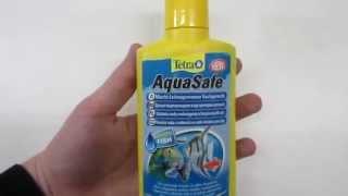видео Химия для аквариумной воды