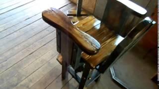 Барная мебель(Изготовление недорогой качественной мебели из массива дерева, металла (ковка). Не убиваемая мебель для..., 2015-05-11T13:30:51.000Z)