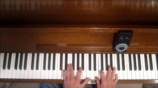 "BeBop Jazz, ""Yardbird Suite"". Practicing w/ a Metronome w/ link to lesson."