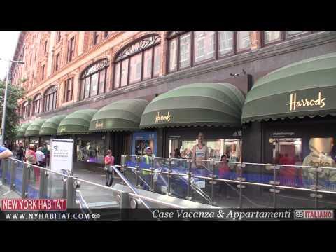 Video Tour di Londra: Kensington e Chelsea