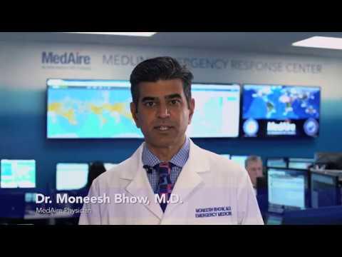Medaire's  Medlink Emergency Response Center Overview