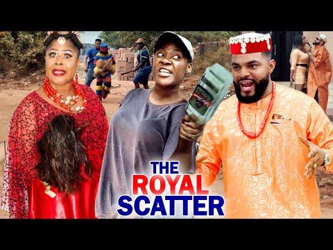 THE ROYAL SCATTER COMPLETE MOVIE  -Mercy Johnson/ Flash Boy 2021 Latest Nigerian Movie