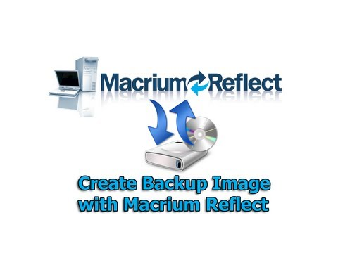 Create Backup Image with Macrium Reflect by Britec