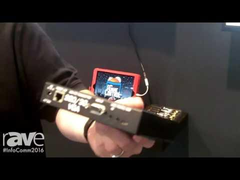 InfoComm 2016: Just Add Power Unveils New VGA Transmitter