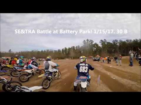 SETRA Battle at Battery Park II Harescramble 1/15/17