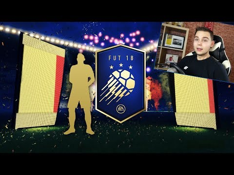 Ostatnie otwieranie paczek TOTY! | FIFA 18