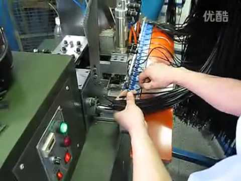 hqdefault ac wire fully automatic crimping machine youtube wire harness crimper at creativeand.co