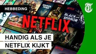 Netflix-fans opgelet: zou jij dit willen hebben? - HEBBEDING