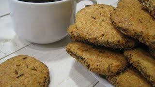 Сырное печенье c тмином|Рецепт сырного печенья|Домашнее печенье рецепт|Domowe ciasteczka przepis