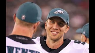 Carson Wentz, Nick Foles, Steelers SNF win, Patriots @ Dolphins MNF +more